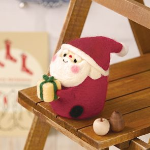 胖嘟嘟聖誕老人材料包
