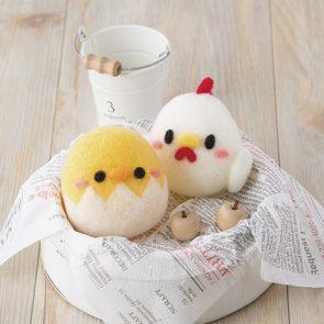 咇咇雞與雞仔材料包