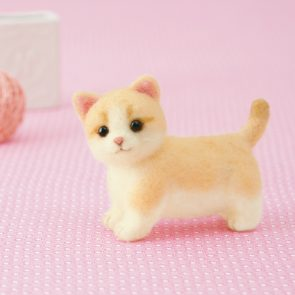 可愛簡易小貓材料包