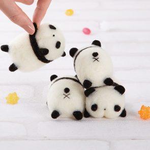 熊貓疊疊樂材料包