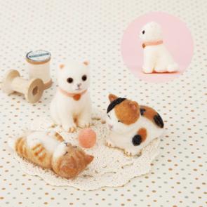 小貓寶寶三兄弟材料包