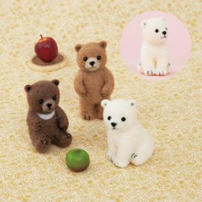 小熊寶寶三兄弟材料包